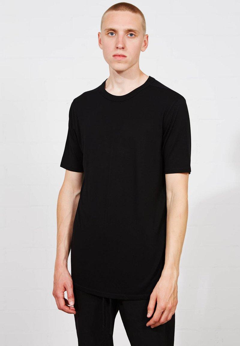 Thom/Krom - Basic T-shirt - schwarz