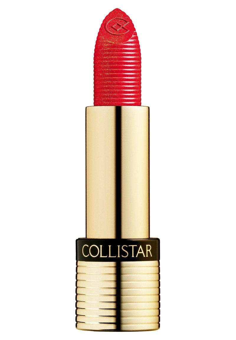 Collistar - UNICO LIPSTICK - Lipstick - metallic coral