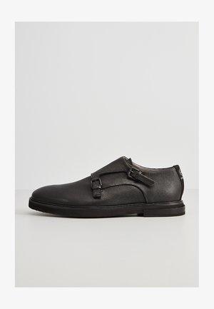ALAN  - Scarpe senza lacci - black
