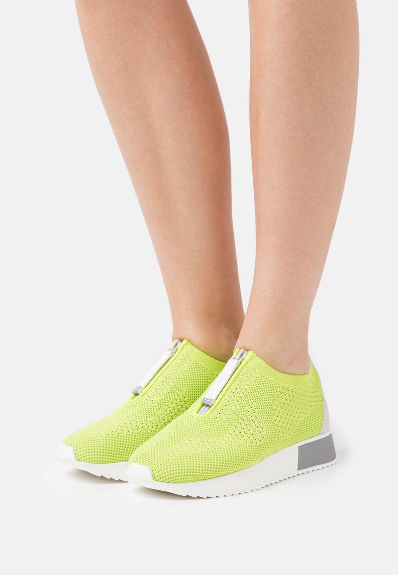 River Island - Trainers - green bright