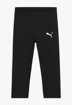 ACTIVE 3/4 - Pantalon 3/4 de sport - black