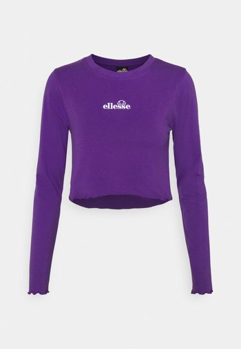 REO - Longsleeve - purple