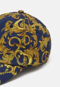 Versace Jeans Couture - UNISEX - Gorra - dark blue/gold - 5