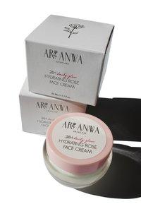 ARI ANWA Skincare - GESICHTSCREME 24H DAILY GLOW HYDRATING ROSE FACE CREAM - Face cream - - - 3