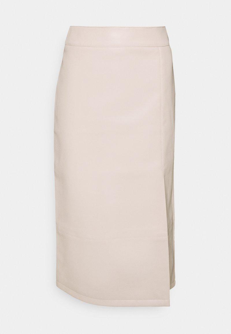 Glamorous - SKIRT - Pencil skirt - cream