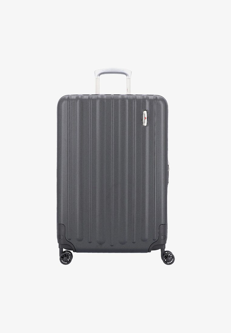 Hardware - Wheeled suitcase - black