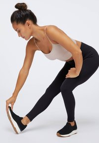 OYSHO - SEAMLESS - Leggings - black - 5