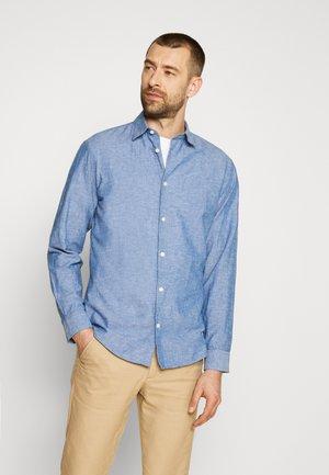 SLHSLIMNEW - Camicia - medium blue denim