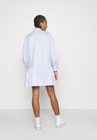 EDITED - RYLEE DRESS - Shirt dress - blau - 2