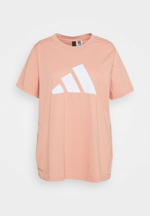 TEE PLUS - T-shirt print - ambient blush