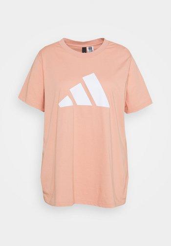 TEE PLUS - Print T-shirt - ambient blush