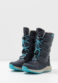LICO - STINA - Winter boots - marine/turkis - 3