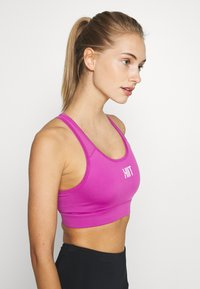 HIIT - RACER BRA  - Sports bra - purple - 3