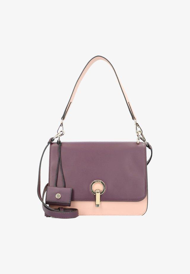MICHELLE  - Across body bag - laser-blush pink