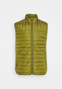 Only & Sons - ONSPAUL QUILTED VEST - Väst - fir green - 0