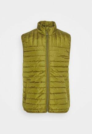 ONSPAUL QUILTED VEST - Waistcoat - fir green