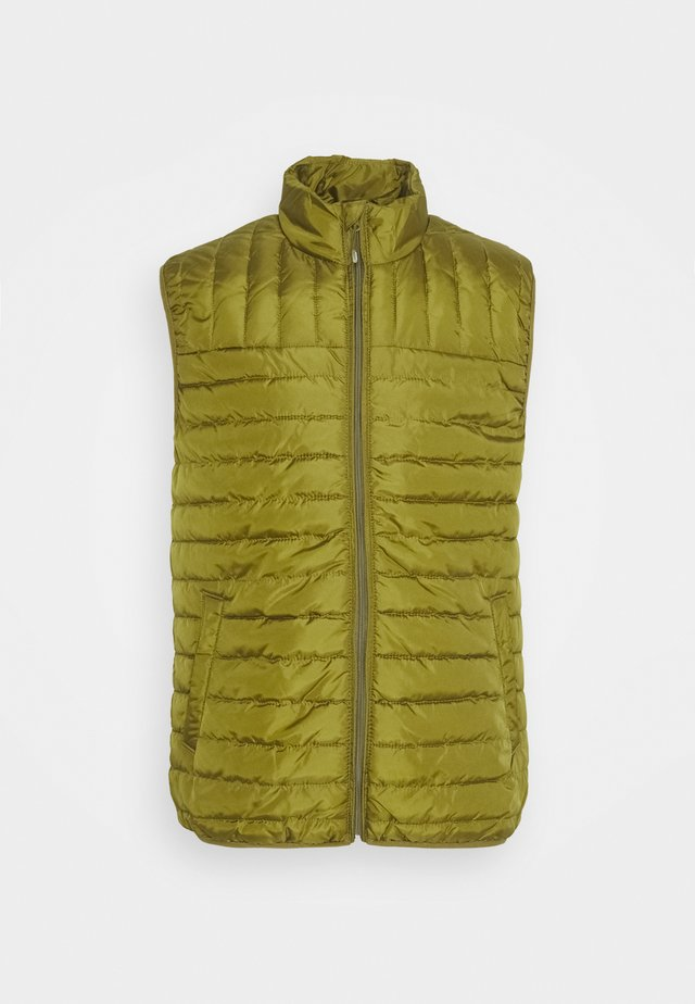 ONSPAUL QUILTED VEST - Vesta - fir green