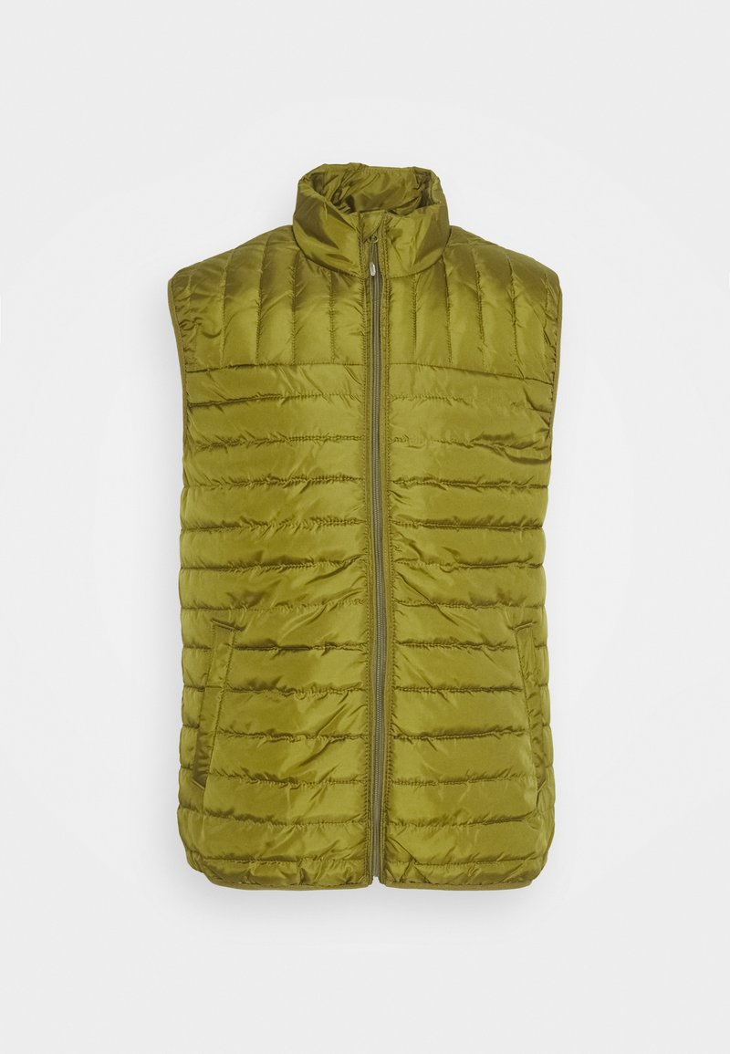 Only & Sons - ONSPAUL QUILTED VEST - Väst - fir green