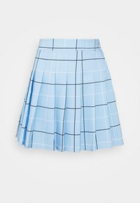 WAL G. - GEMMA SKIRT - Mini skirt - powder blue - 3