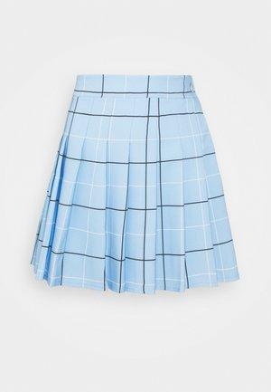 GEMMA SKIRT - Mini skirt - powder blue