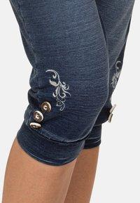 Stockerpoint - ASHLEY - Trousers - true blue - 3