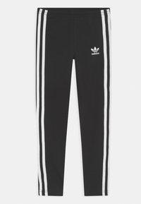 adidas Originals - Legíny - black/white - 0