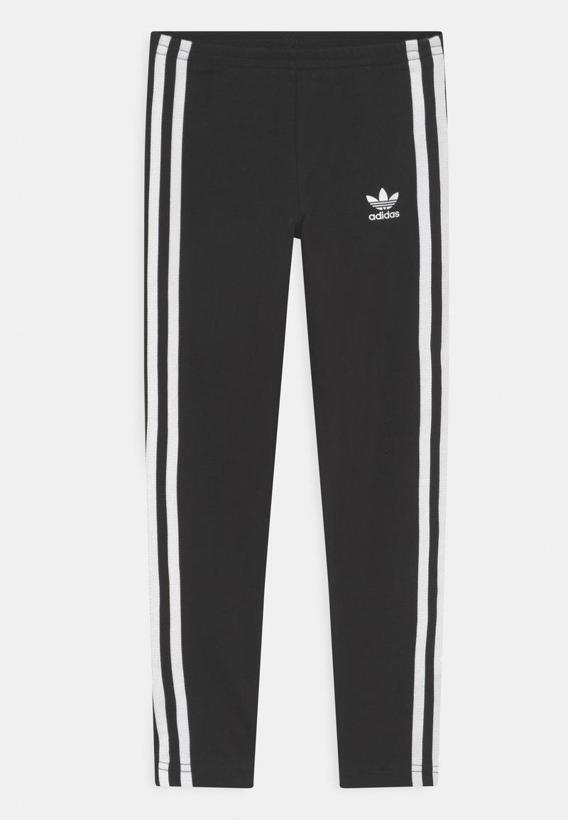 adidas Originals - Legíny - black/white