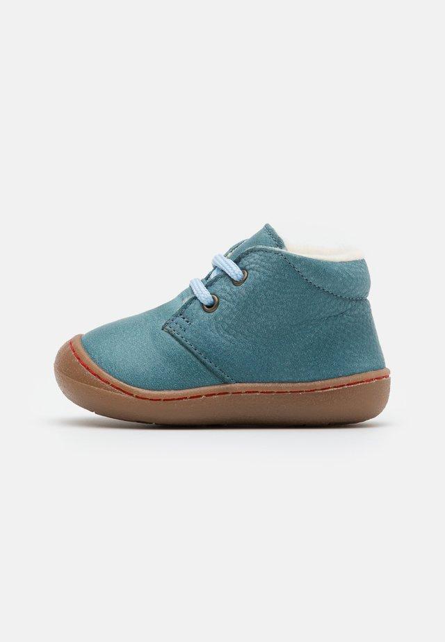 JUAN GEFÜTTERT UNISEX - Chaussures à lacets - stoneblue