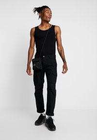 Only & Sons - ONSNATE REG TANK 2PACK - Top - black/white - 0