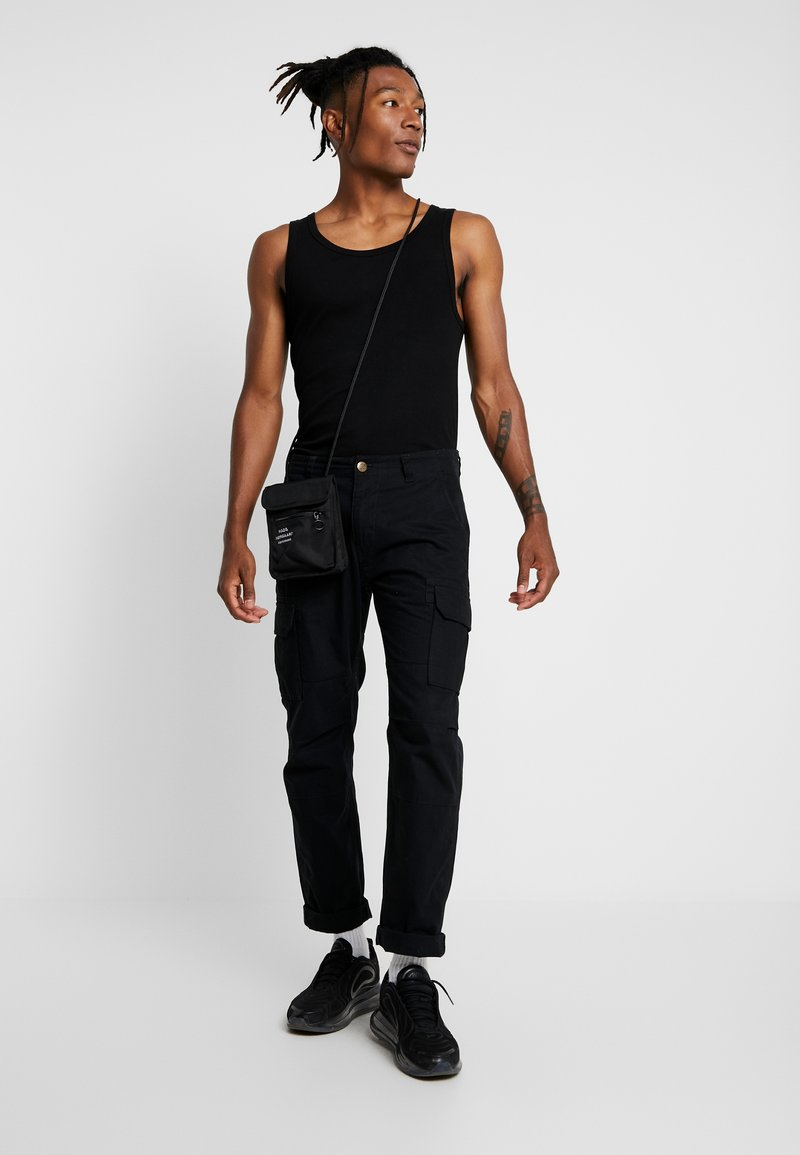 Only & Sons - ONSNATE REG TANK 2PACK - Top - black/white