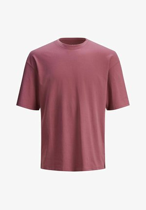 JORBRINK TEE CREW NECK - T-shirt basic - hawthorn rose