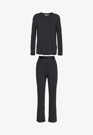 FRANKIE SLEEP GRAPHITE SET - Pyjama - graphite