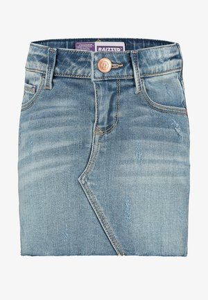 Denim skirt - vintage blue