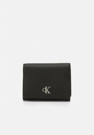 TRIFOLD MEDIUM - Wallet - black