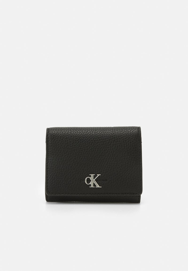 Calvin Klein Jeans - TRIFOLD MEDIUM - Wallet - black