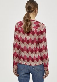 PEPPERCORN - Blouse - maroon red - 2