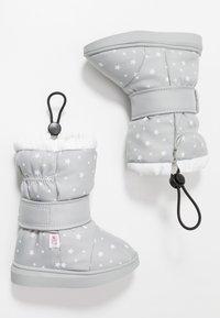 Rose et Chocolat - STARS - Botas para la nieve - grey - 0