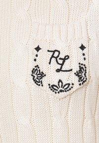 Polo Ralph Lauren - Camiseta básica - cream - 6