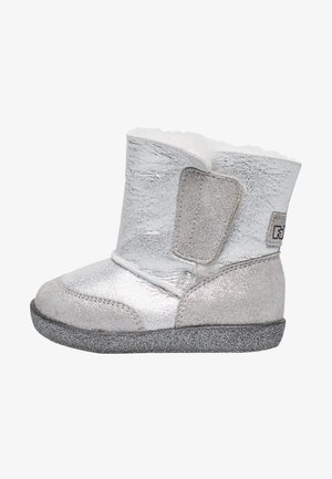 CARL - Chaussures premiers pas - silber