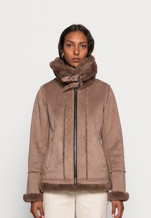 ILARIA - Winter coat - taupe