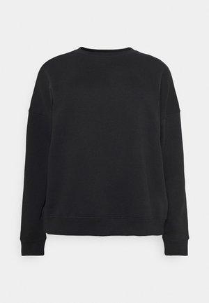 CREW NECK  - Sweater - black