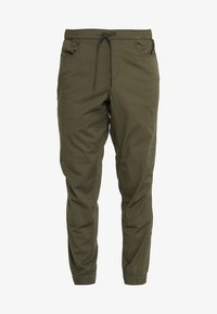 Black Diamond - NOTION PANTS - Pantalones - sergeant