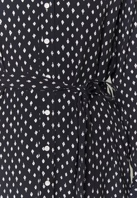 GANT - DESERT JEWEL PRINT DRESS - Košilové šaty - evening blue - 5