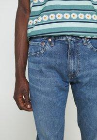 Levi's® - 512™ SLIM TAPER - Slim fit jeans - corfu how blue - 3