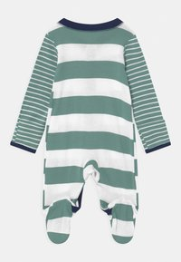 Carter's - STRIPE - Sleep suit - green - 1