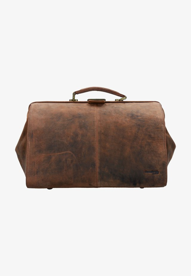 MONTENEGRO - Holdall - brown