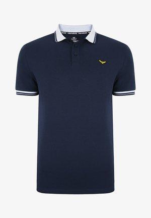 DECKER - Polo shirt - navy
