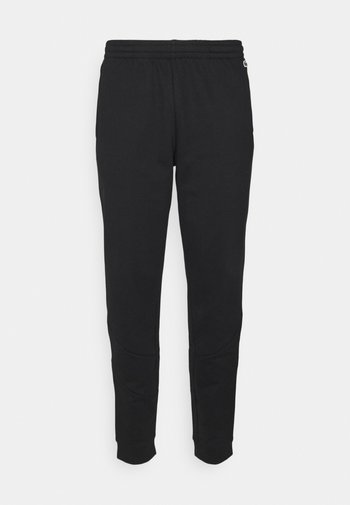 PANT TAPERED - Tracksuit bottoms - black