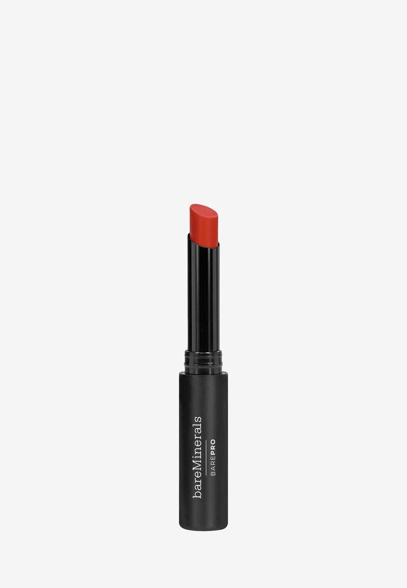 bareMinerals - BAREPRO LONGWEAR LIPSTICK - Lipstick - saffron