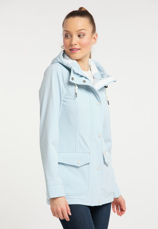 Parkaer - light blue